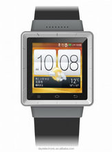Economic best selling z1 android smart watch phone