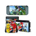 Vinyl Pvc material N switch skin sticker for nintendo switch skin