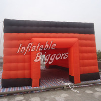 Professional inflatable wedding tent with powerful blower