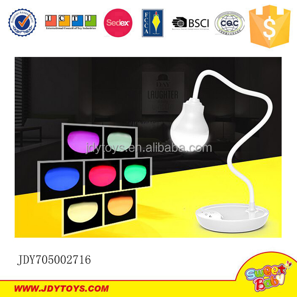 Hot Sale Classic Colorful Shade Table Lamp Simple Style Wholesale Table Lamps