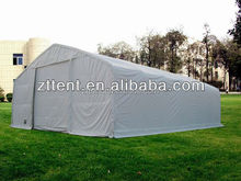 Agricultural Strong Steel Frame PVC/PE Fabric Storage Canopy Tent Shelter