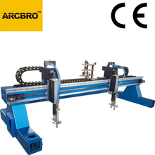 ARCBRO X3, heavy duty steel cutting machine , Maquina de corte de acero