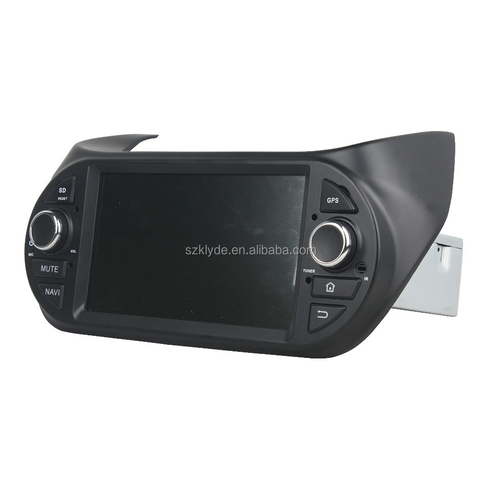 Double din android 5.1 car dvd multimedia system for fiat fiorino Citroen Nemo Peugeot Bipper