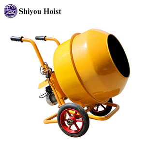 In philippines/kenya/ethiopia price rubber tire concrete mixer in bangladesh