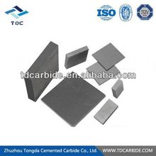 Supply high quality cemented carbide sheet
