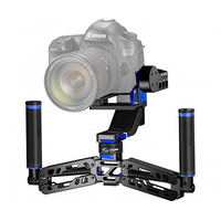 Guangzhou nebula 4200 5 axis handheld dslr camera video gyro gimbal stabilizer for cameras