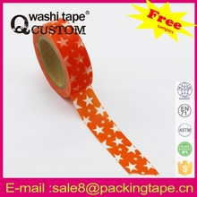High quality masking ecuador washi masking tape from China