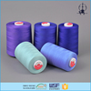 Tex24 ticket120 45s/2 Dyed polyester poly core spun sewing thread for light weight fabric