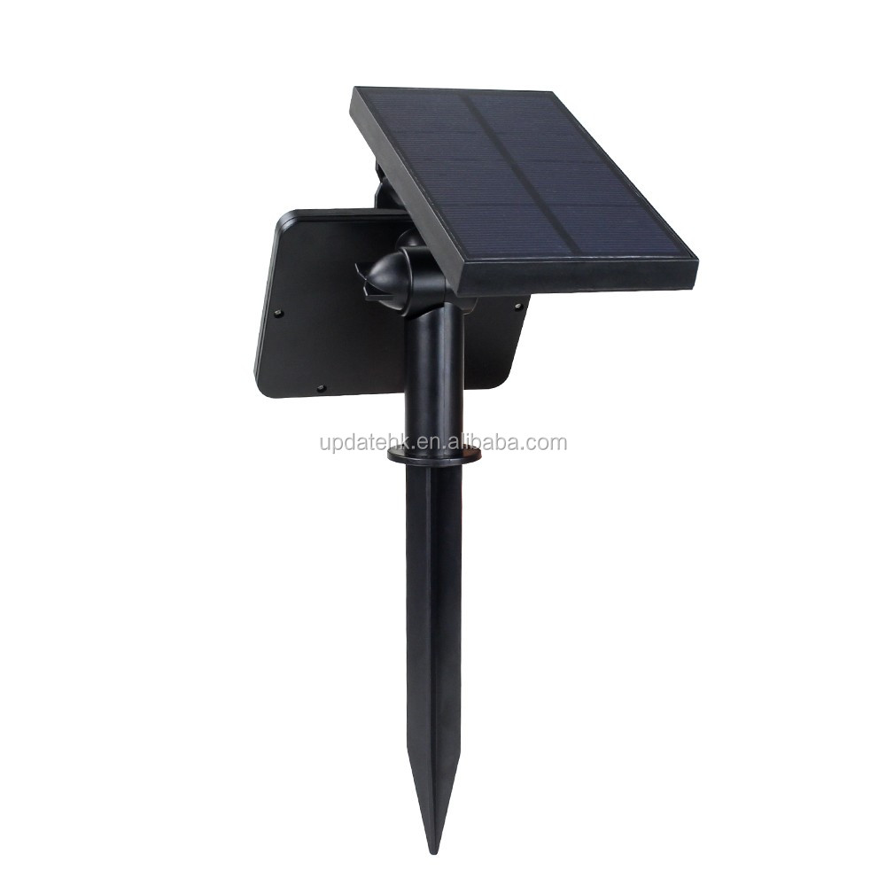 Factory direct sale solar outdoor landscape lighting solar spot lights outdoor