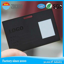 high quality hole punch metal business card