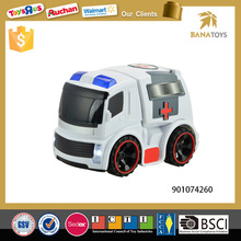 Cheap ambulance kids electric car with flash light