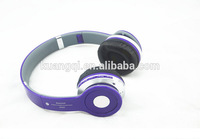 Multifunctional bluetooth headset with remote cordless bluetooth headphones wireless headphone for mobile phone for wholesales