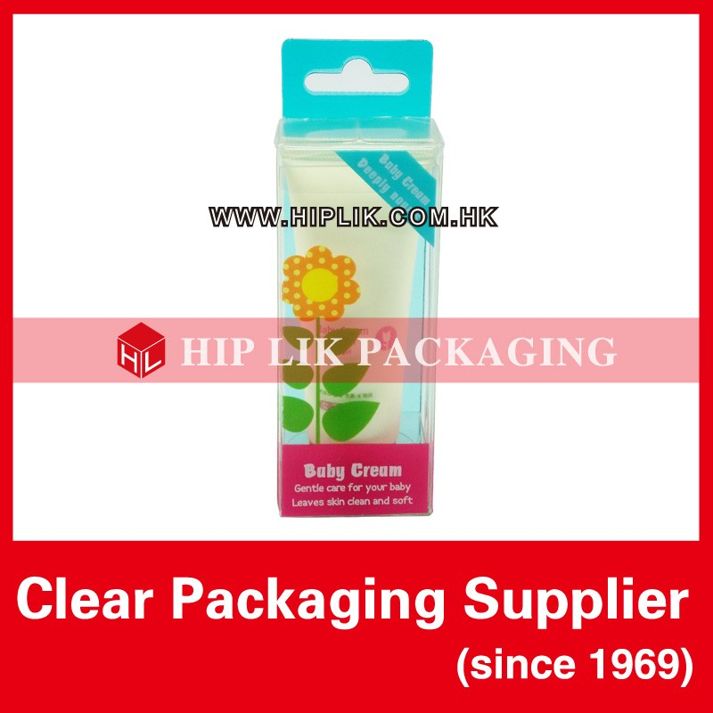 New Clear Plastic Packaging Box