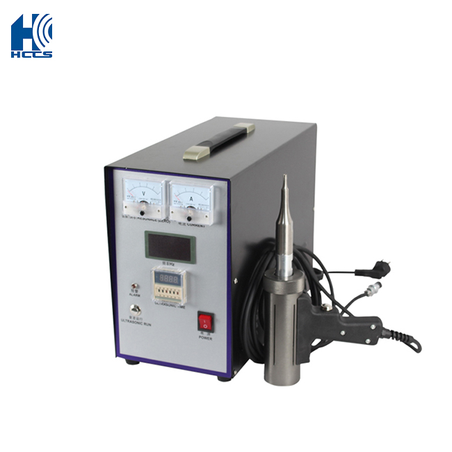 Price plastic ultrasonic welding machine for file folder