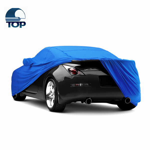 Canvas UV protection grommet hem car cover