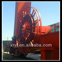 electric cable reel drum,automatically curl and release the cable