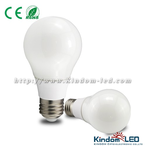 E27,E14,B22 dimmable indoor use LED bulb light/ WW,NW,W color available