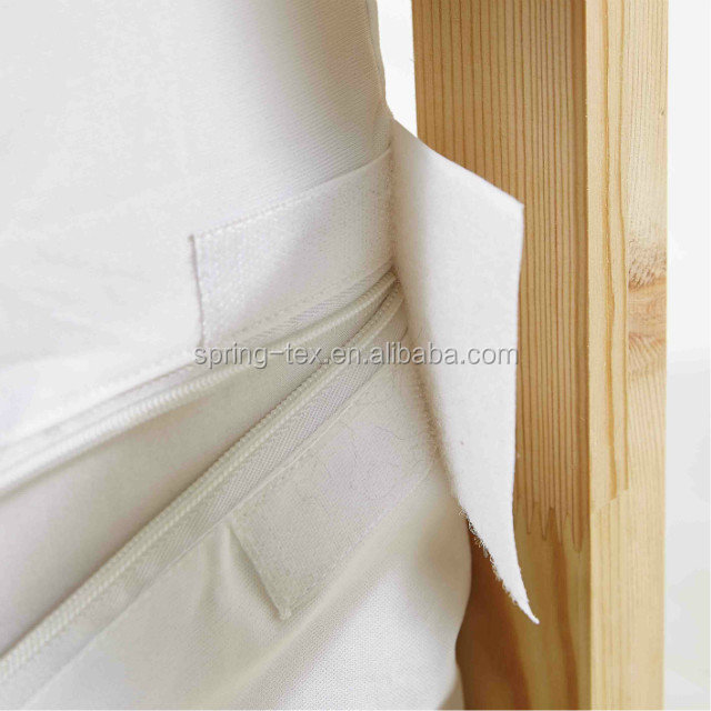 Top selling Anti-Dust Mite Waterproof Bed Bug Mattress Encasement and Mattress Protector with Zipper