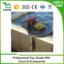 2017 New Spa Accessory Plastic Hot Tub Side Table