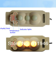 HOT! 1PC Natural Jade handhold Project heat massager from POP RELAX PR-P03(without the box ),Free shipping by DHL