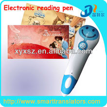 Blind reading pen Reading pen for kids with Chinese, English,Arabic,Russian Books