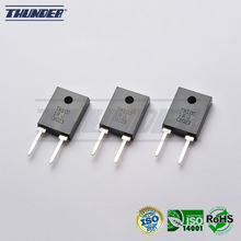 TC3212 Mold Case Power Resistors TR100 Type Terminal Resistance in RF Power Amplifier