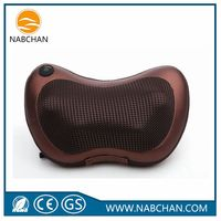 Discount products popular neck pillow OEM roller neck massage car neck pillow