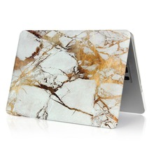 best quality custom marble printed case for macbook air 13 hard cover notebook computer laptop