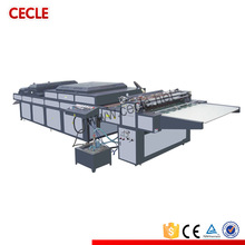 SGUV-1000B UV silicone paper coating machine
