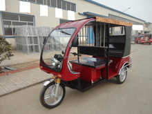 Chinese new passenger tricycle for 5-6 passengers
