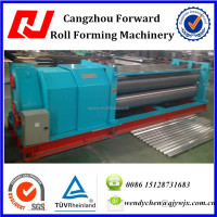 Barrel Type Corrugated Roof Sheet Making Machine, Corrugated Sheet Metal Roof Making Machine