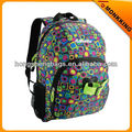 cute colorful kids backpack