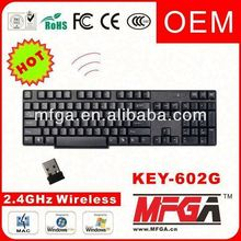 compact wireless keyboard