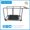 Easy Operation Metal Table Transporter Folding