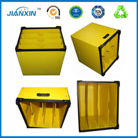Durable and Colorful PP Corrugated Box