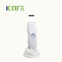 EMS ultrasonic skin scrubber/body massager
