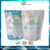 Whey Protein Powder Printed Food Plastic Packaging Bag With Zip Lock