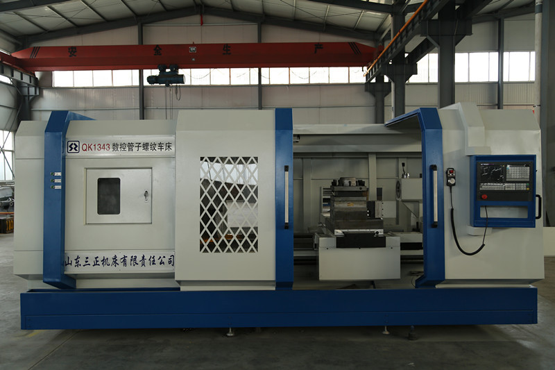 CNC oil country lathe