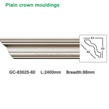 Newly Polyurethane Coving molding ceiling roof cornice