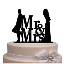 acrylic wedding cake topper , wedding cake decorations