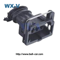 TE 3 pin automotive waterproof plug socket free sample cheap price 282246-1