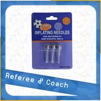 3pcs metal ball inflating needles