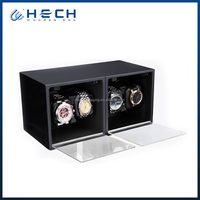 customized new automatic watch winder for 4 watches
