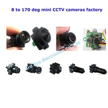 Mini size HD 8 to 170 deg view angle camera module for remote control toy boats,plane,car ,machine,robot