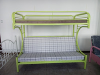 Single Size and sofa bed Style folding bunk beds