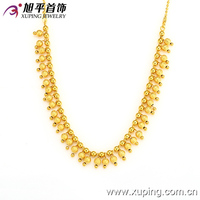 42072-xuping fashion cheap necklace prayer beads for wholesale with the best price