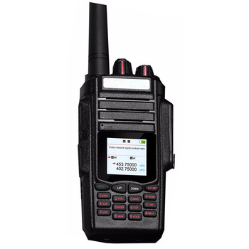 2018 ZASTONE T7 new portable public network and analog mobile phone two way radio gps radio network walkie talkie