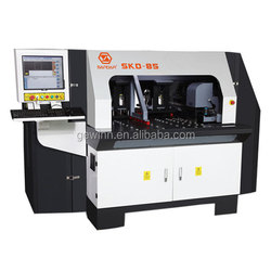 Cabinet door hinge hole drilling machine/board holes boring machine SKD-85