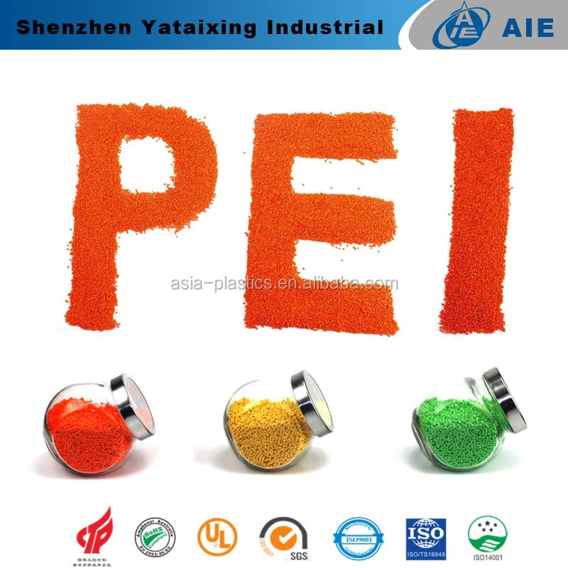 Polyetherimide PEI+GF glass fiber reinforced Pellet/granules/resin for injection molding