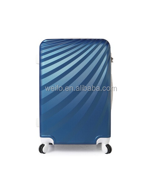 newest ABS hard trolley luggage and case